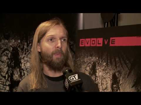 Evolve - New Hunters And Areas Interview