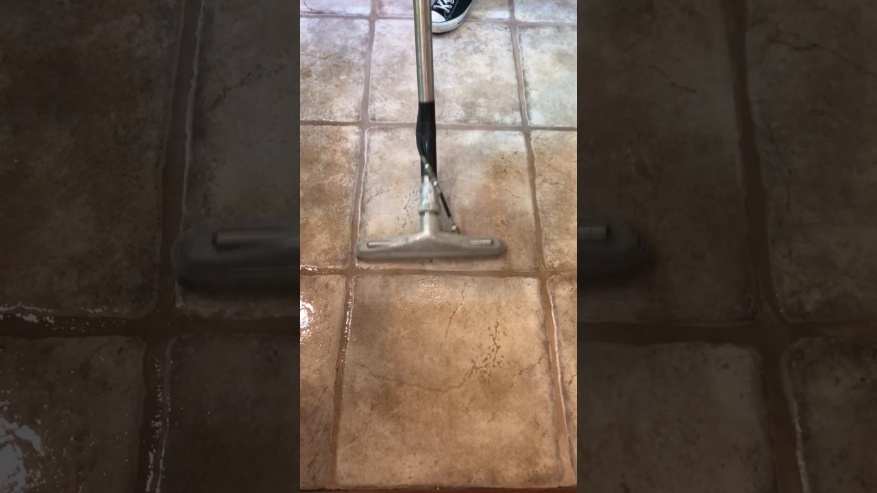 Best tile floor steamer