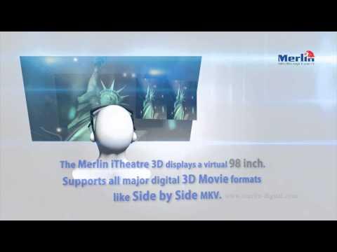Merlin iTheater 3D