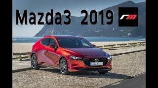 Mazda3 2019 - Contacto - revistadelmotor.es