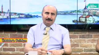17 07 2017 Üsküdara Gelirken İTBF Prof Dr Sırrı Akbaba ve Doç Dr Cumhur Taş