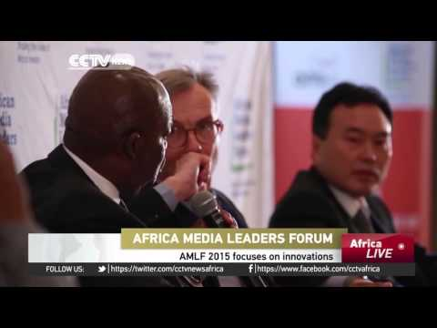 Africa Media Leaders Forum kicks off in South Africa