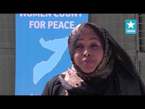 SOMALIA - WOMEN PEACE AND SECURITY