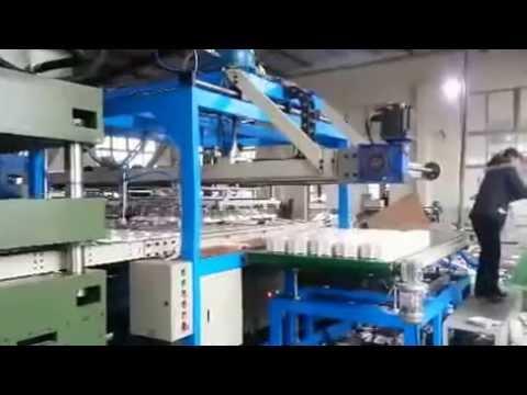 PS FOAM/THERMOCOL PLATES MAKING MACHINE INDIA