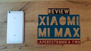 Review del Xiaomi Mi Max. Un móvil de 6,44 pulgadas con un diseño y autonomía espectaculares