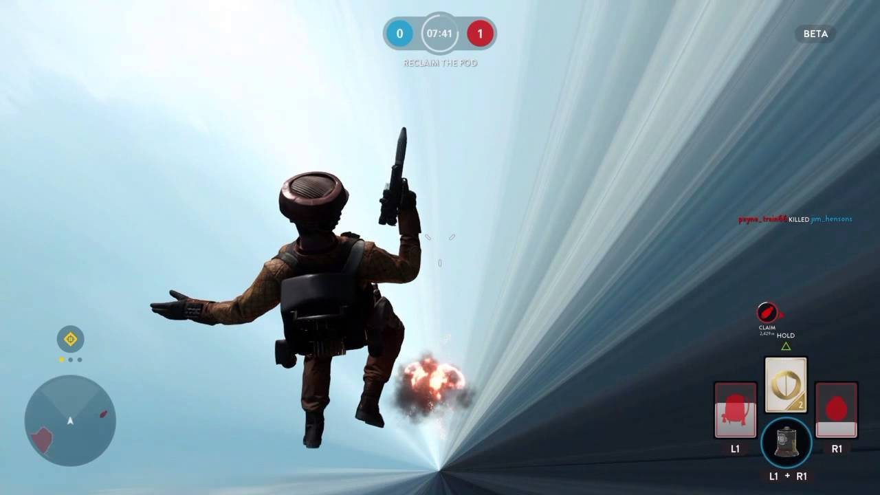 [Star Wars Battlefront Glitch] Video