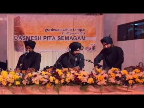 Day 5 | Pm | Bhai Harcharan Singh Khalsa | Dasmesh Pita Semagam | Gs Kampar | Hd video