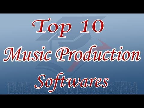 Top 10 Best Music Production Software that Will Take You to the Limelight Tuts by Aamir Nadeem Urdu