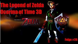 Der Schattentempel | The Legend of Zelda Ocarina of Time 3D Deutsch Folge #26