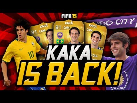 FIFA 15   THE RETURN OF KAKA!