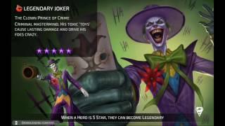 DC Comics Legends IOS/ANDDOID gameplay part 1