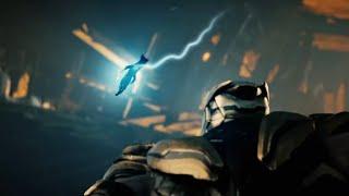 THANOS vs. IRON MAN, THOR & CAPTAIN AMERICA   Avengers: ENDGAME (Alternate Fight)
