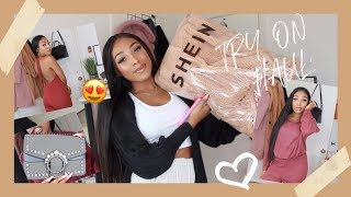 SHEIN FALL TRY ON HAUL / LOOKBOOK ! BOUGIE ON A BUDGET ! | DARCIA DORILAS
