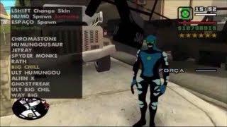 GTA Ben 10 Alien Force (Part 2) By LipBluRay