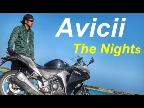 【記憶に残る人生を送れ】 Avicii the night オキサバPV