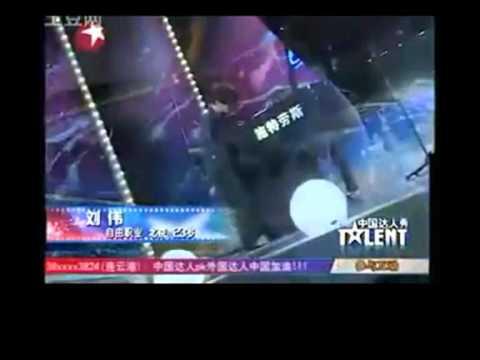 Pianista Chino sin brazos Subs en ESPAÑOL (Armless Pianist Winner)