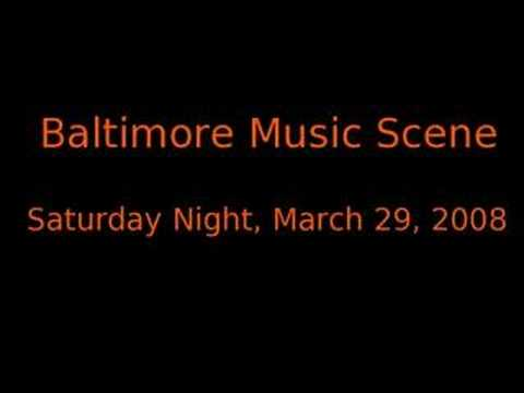 Baltimore Music Scene