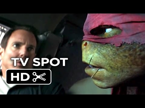 Teenage Mutant Ninja Turtles Extended TV SPOT - Justice (2014) - Live-Action Ninja Turtle Movie HD