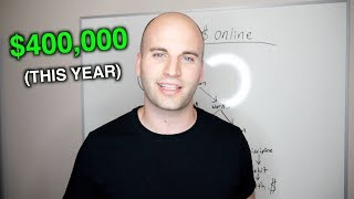 How To Make Money Online In 2018 ($400,000 THIS YEAR)