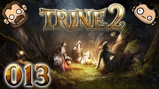 Let's Play Together Trine 2 #013 - Ex-Königin Rosabel [720p] [deutsch]