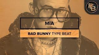 """Mia"" - Latin Trap Beat - Bad Bunny x Drake Instrumental"