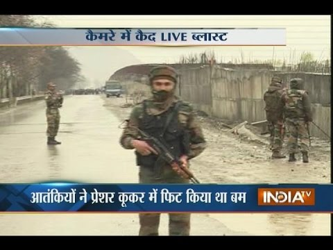 J&K: IED Explosive Device Defused Safely by Army at Jammu-Srinagar Highway