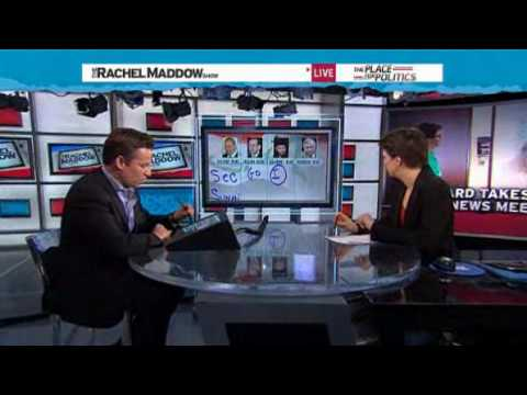 Rachel Maddow- Richard Engel explains the Iraq election clearly