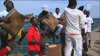 L'OM Superstar Au Senegal!