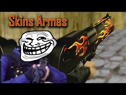 Skins para Armas | Counter Strike 1.6