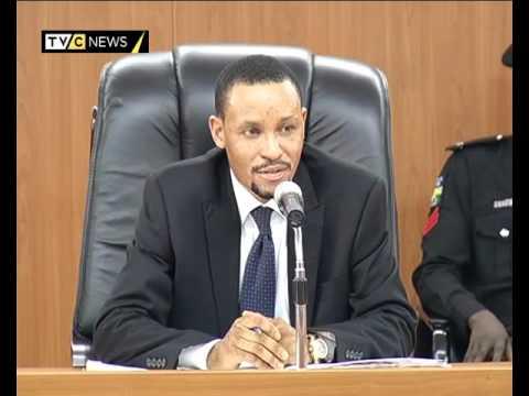 Tribunal issues warrant to arrest Nigeria's Senate President Bukola Saraki | TVC News