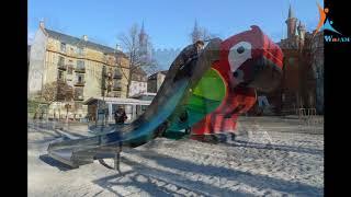Khu Vui Chơi Trẻ Em - The Parrot