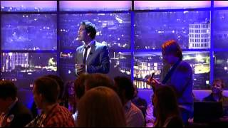 Speech Johan Fretz in Pauw & Witteman (03-05-2012)