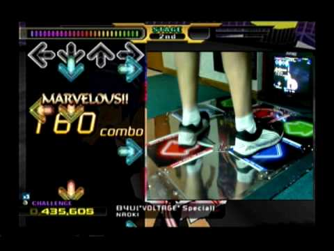 Kon - B4u (voltage Special) [challenge] Aaa#137 - Perfect Full Combo On Ddr X2 (ps2, U.s.) video