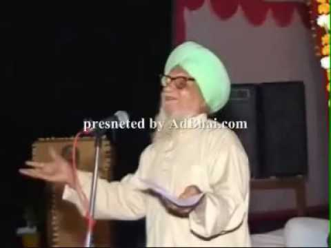 KING OF PUNJABI FUNNY SHAYRI 1