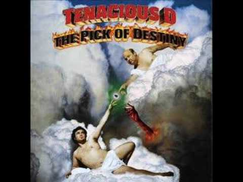 POD  - Tenacious D - The Pick Of Destiny