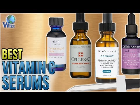 10 Best Vitamin C Serums 2018