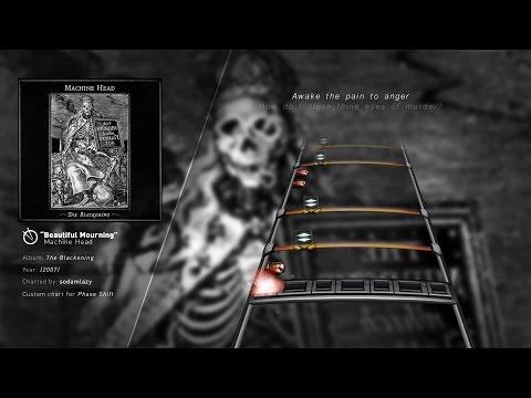 Machine Head - Beautiful Mourning (Drum Chart)