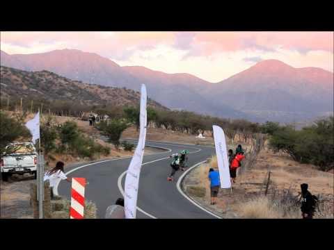 Final Sudamericano de Longboard IGSA Chacabuco Hills-Chile (DH)