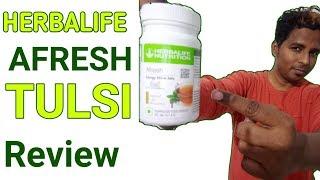 Herbalife AFRESH tulsi  Review