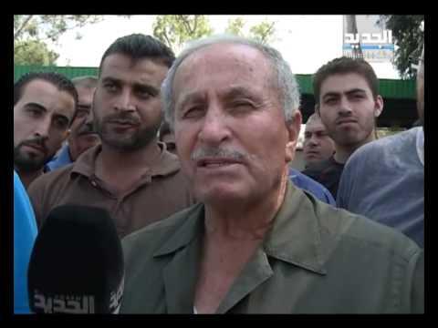 مشاكل مالكي الشاحنات في مرفأ بيروت - ليال بو موسى