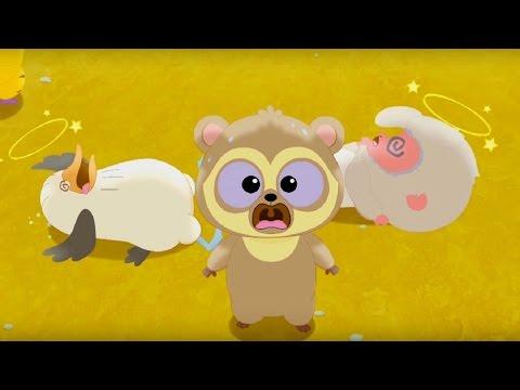 Юху и его друзья - Все серии подряд - Мультик для детей
