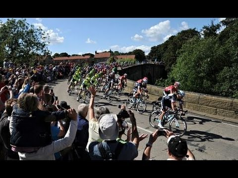 Tour de France anthem - The Road