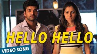 Official: Hello Hello Video Song   Valiyavan   Jai   Andrea Jeremiah   D.Imman