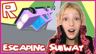 Escape The Subway Obby / Roblox
