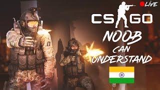 LIVE : Counter-Strike: Global Offensive | Day 7 | #7Day7GameChallenge #7DayChallenge