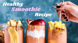 Ramadan Recipes | Healthy Smoothies for Sahoor