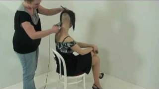 ExtremeHaircut.com - Bald Princess Part 2