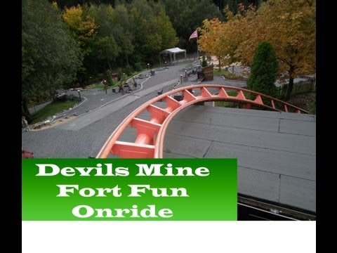 Devils Mine Onride Fort Fun Bestwig Germany