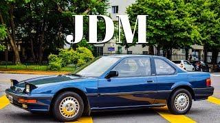 ¿Clásico japonés de los 90s o simplemente un auto más? - Honda Prelude Si 4WS (1988) Crítica