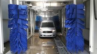 Autoequip Lavaggi Tunnel Car Wash Sofia 2